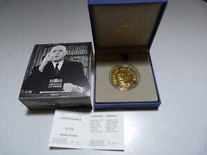 FRANCE 200 Euro Or BE 2015 Président Charles de Gaulle - Gold Coin 1 Oz