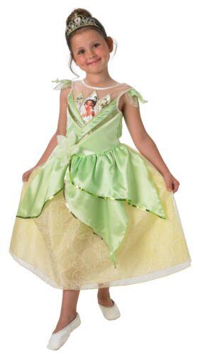 Gr 3-8 Jahre Disney Prinzessinnen Tiana Shimmer Rubies 3889220 S,M,L