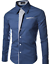 Fashion-Mens-Casual-Shirts-Business-Dress-T-shirt-Long-Sleeve-Slim-Fit-Tops thumbnail 6