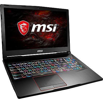 "MSI  GE63VR 7RE-033 Raider 15,6"" Full HD Gaming Notebook GTX 1060 Intel Core i7"