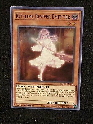 1st Edition - Super Rare ROTD-EN088 Ret-time Reviver Emit-ter