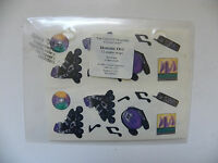 Creative Memories Collection Stickers-hanging Out-music 12 Studio Strips - Rare