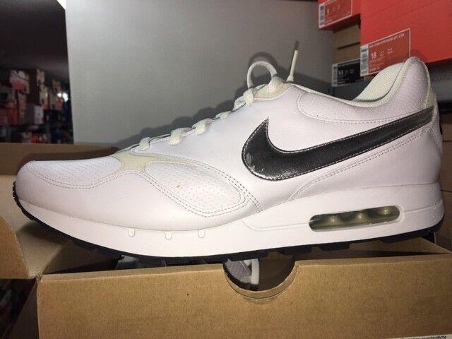 Nike Air Zenyth 97 Sneaker Neu 90 95 97 Zenyth Gr:46 US:12 WEISS/Silver 366624-102 Leder 73e504