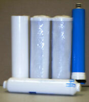 22 Reverse Osmosis Water Replacement Filters Membrane For 5 Stage 36gpd 3years