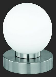Reality-Touch-Tischlampe-Tischleuchte-R5400-01-Nachttischleuchte-15cm-weiss-Neu