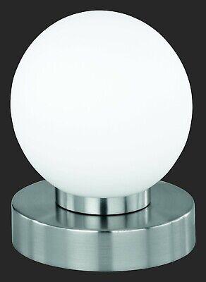 Büromöbel Herzhaft Reality Touch Tischlampe Tischleuchte R5400-01 Nachttischleuchte 15cm Weiß Neu Beleuchtung