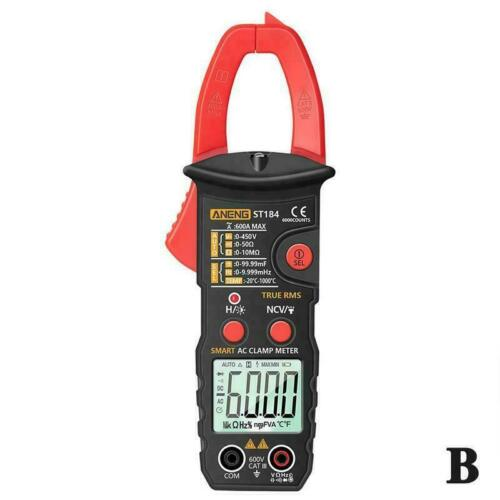 Digital Professional Multimeter Clamp Meter Echter AC RMS H9O3