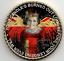 miniatura 9 - Princess Diana Gold Coin Princes Harry William Autographed Union Jack Elton John