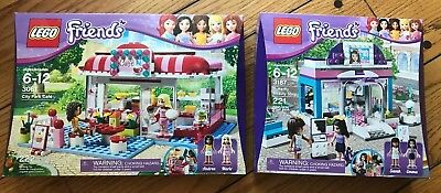 New LEGO Lot of 4 Bright Pink 1x1x2//3 Mini Slope Pieces from 3061 3065