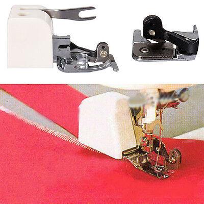 NEW 1 Side Sharp Cutter Presser Foot Ⅱ Zig Zag Feet for Low Shank Sewing Machine