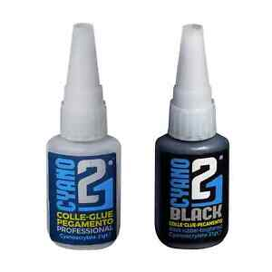 KIT-SUPER-GLUE-COLLE-21-CYANOACRYLATE-ANAEROBIE-COLLE-21-BLACK-FLACON-21gr