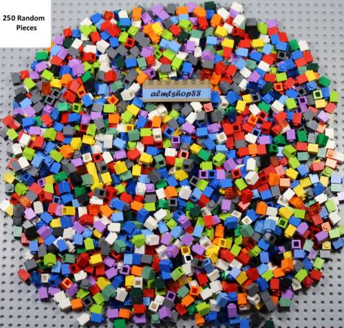 1x1 Basic Bricks Assorted Classic Trans Colors Mosaic Bulk Lot 3005 Pound LEGO
