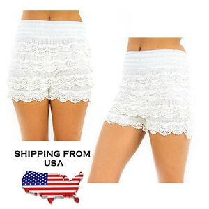 New-Women-039-s-High-Waist-Shorts-Summer-Casual-Shorts-Short-Hot-Pants