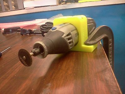 Dremel 4000 Holder, vise or table top, Plus Shipping, non-US and Quan buyers