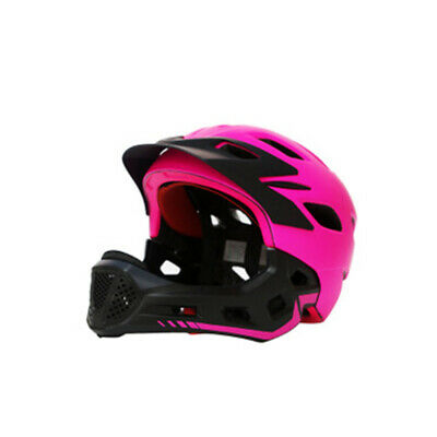 Children Bicycle Cycling Helmet Full Face Off-Road Mountain Mtb Bike Helmet