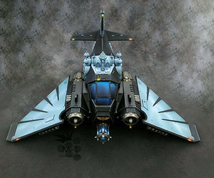 Warhammer 40k Ángeles OSCUROS DARK Talon M-1 Pro-Pintado