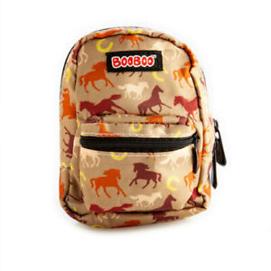 BooBoo-MINI-BACKPACK-HORSES-Great-Item-For-Busy-People-On-The-Go-NEW