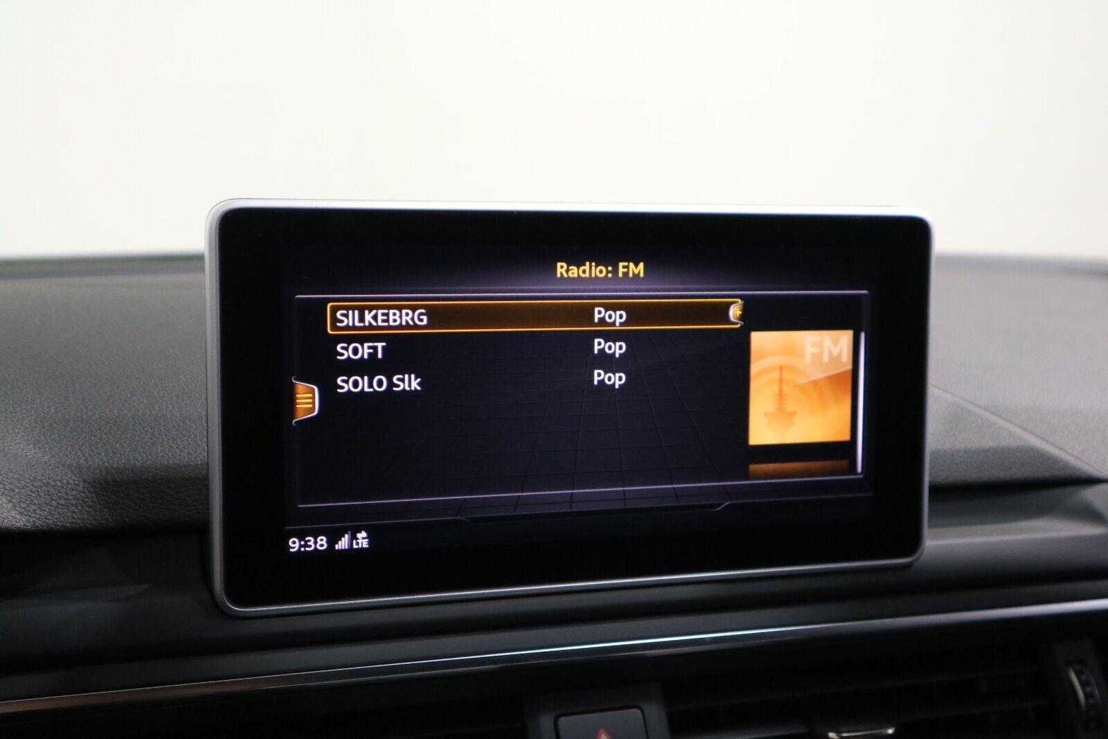 Audi A4 3,0 TDi 218 Sport Avant S-tr. - billede 8