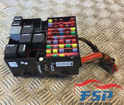 ford fiesta mk6 1.2 petrol zetec 16v 2003-2008 fuse box | ebay  ebay