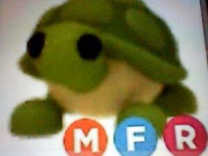 Aadopt Me Pet Mega Neon Turtle Ebay
