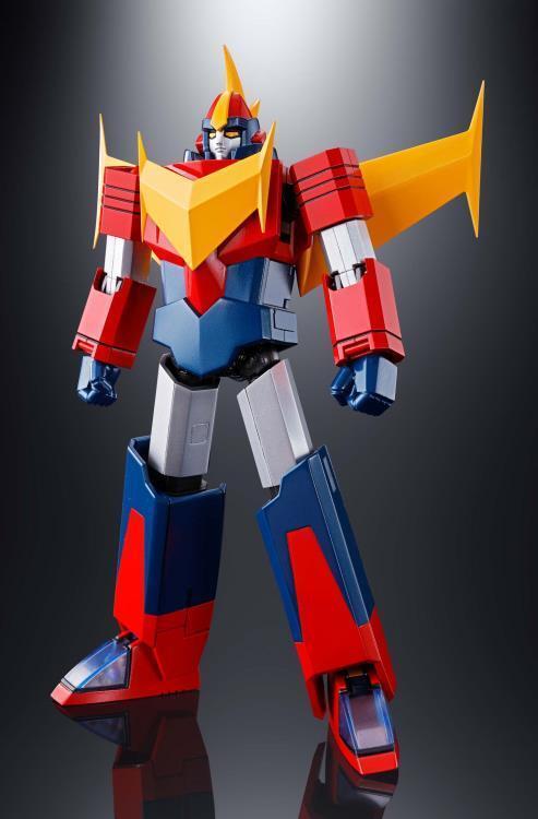 BAS55092  Invincible Super Man Zambot Soul of Chogokin GX-81 Zamboace