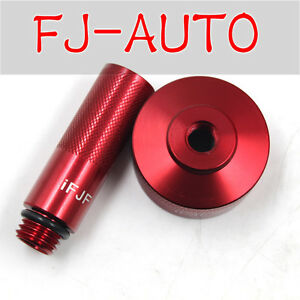 Hot-Sale-fit-for-HONDA-GENERATOR-EXTENDED-RUN-GAS-CAP-amp-Funnel-EU2000i-Red