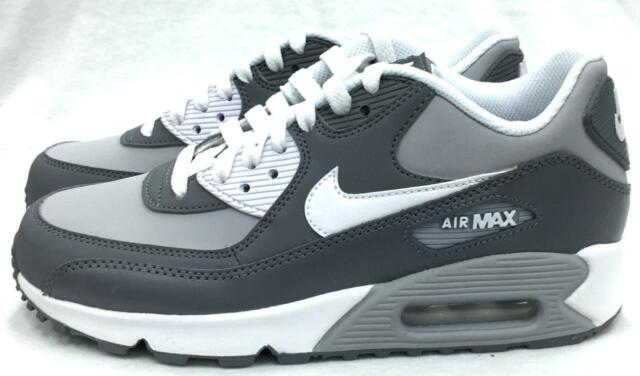 cheap for discount 3fdbc e62c6 NEW JUNIORS NIKE AIR MAX 90 724821-003