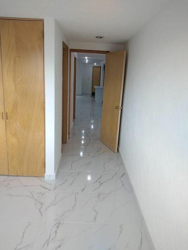 Departamento en venta en Eje 6 y Lázaro Cárdenas Recién Remodelado