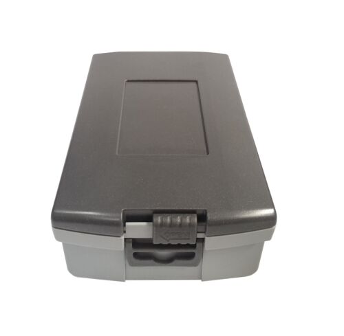 ROSE Spiralbohrerkassette 50 tlg Abstufung 0,1 mm LEER 1,0-6,0 mm