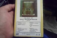 DOC SEVERINSON THE  BEST OF 8 TRACK TAPE VINTAGE MUSIC New Sealed