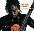 Baro 5413820000085 by Habib & Bamada Koite CD