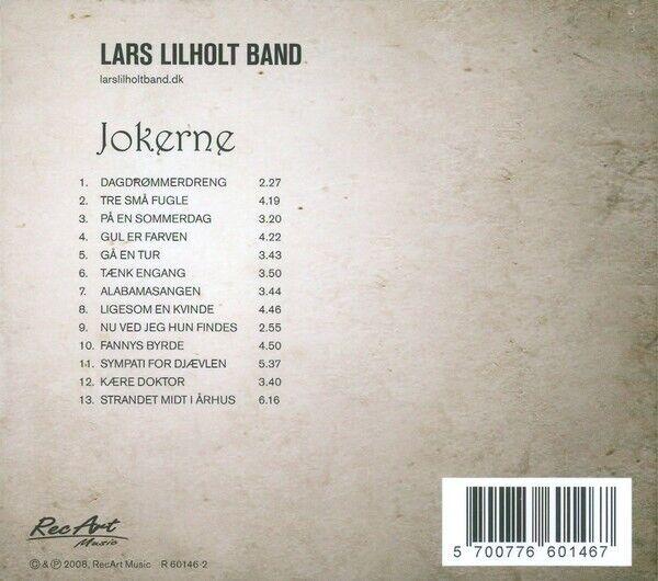 Lars Lilholt Band: Jokerne, pop