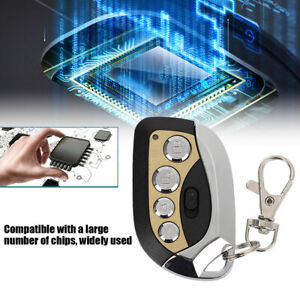 Garage-Door-Remote-Control-Opener-For-Liftmaster-Transmitter-270-433MHz-4-Button