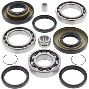 Differential Bearing And Seal Kit~2003 Honda TRX250TE FourTrax Recon ES