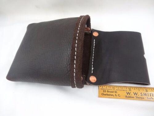 Custom Single Bag for Occidental Tool Belt-Single Leather Tool Bag Pouch
