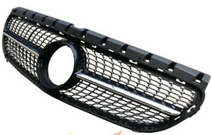 Front-Mesh-Grill-Grille-For-2015-Mercedes-Benz-W246-B200-B-Class-2016-2017-Vent