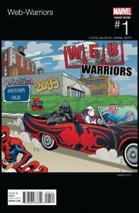 WEB-WARRIORS-1-SCOTT-HIP-HOP-VARIANT-COVER-Spider-ham-Spider-man-noir-gwen