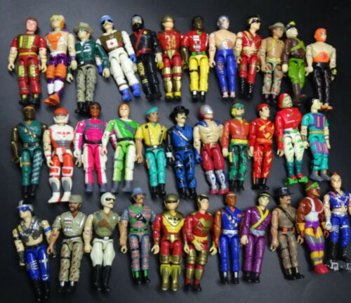 Special Forces lanard action figures by random hand  broken lot of 12 The Corps