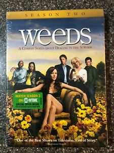 Weeds-Season-2-DVD-Brand-New-Sealed-Free-Shipping
