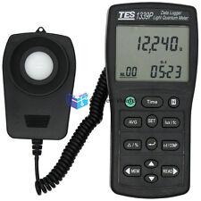 TES-1339P Data Logger Light Quantum Meter