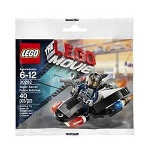 LEGO Movie super secret police enforcer (30282)  </span>