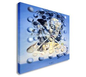 Salvador-Dali-Galatea-of-the-Spheres-Canvas-Wall-Art-Picture-Print