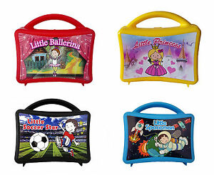 0aef0164a116 Details about My Little Lunch Box - Children's Hard Plastic Lunch Box