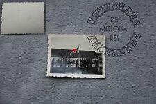 III Reich WW2 WK2  / XX / / IIWW MILITARIA TEDESCA  PHOTO FLAG KRIEGSFAHNE