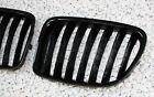 PARRILLA FRONTAL CELOSÍA para BMW E84 X1 09- NEGRO BRILLO PINTADO