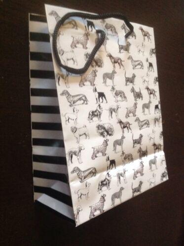 SLED DOG SPIRIT CHRISTMAS SANTA PAWS PUP T SHIRT SIBERIAN HUSKY GIFT BAG