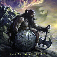 BATTLE AXE - Long Way Home (NEW*LIM.500*US METAL 1989*MALICE*SHOK PARIS)
