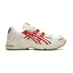 Asics-Tiger-Gel-Kayano-5-OG-Sneaker-Uomo-1021A388-100-Cream-Classic-Red