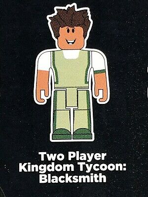 Roblox Blind Series 7 Black Box Figure Two Player Kingdom Tycoon