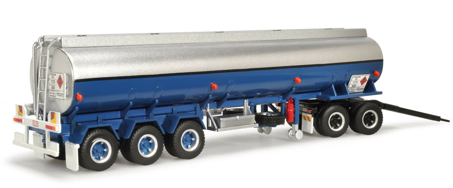 1 64 AUSTRALIAN SINGLE TANKER TRAILER ROADTRAIN & DOLLY HIGHWAY REPLICAS ADD ON